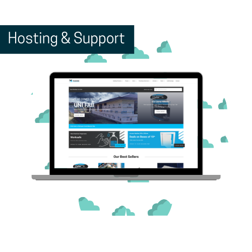 Hosting and Support