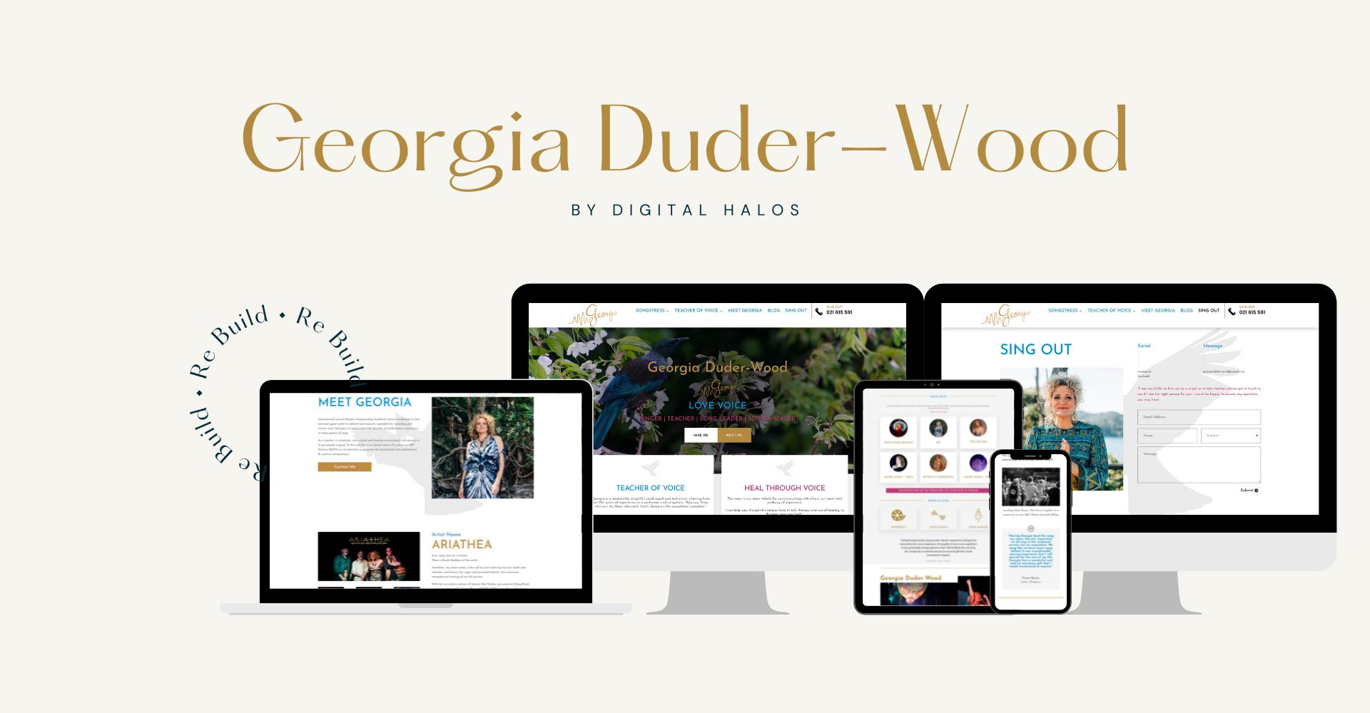 Georgia Duder-Wood